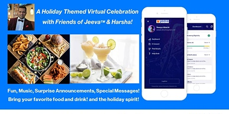 Holiday Celebration with Friends of Jeeva! tickets