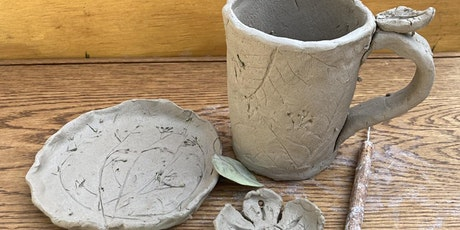 Winter Workshop: Make a Ceramic Mug & Saucer tickets