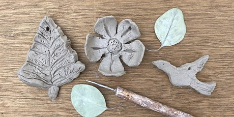 Winter Workshop: Ceramic Ornament Making & Glazing tickets