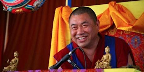 Meditation on Tibetan Bon Protector Deities: Tsochok Kha Jing tickets