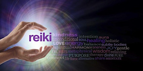 Usui Reiki Level 2 Certification Workshop - ONLINE - Sunday 12/13/2020 tickets