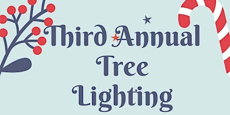 Third Annual Tree Lighting tickets