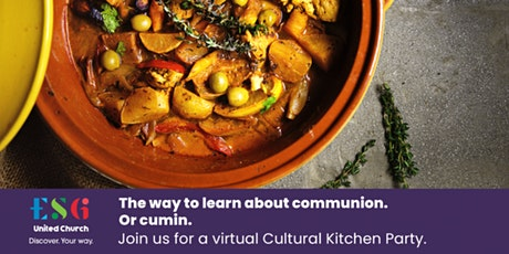 Cultural Kitchen Party tickets