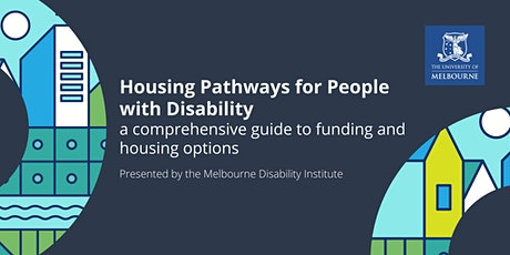 Housing Pathways for People with Disability tickets