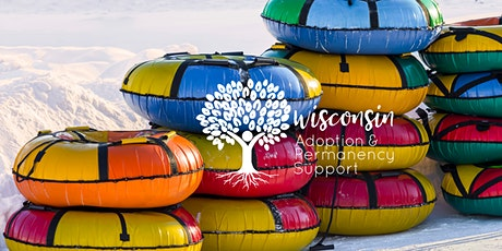 Snow Tubing at The Rock Snowpark for Adoptive/Guardianship Families tickets