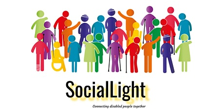 SocialLight 18-45 Coffee&Lunch Social/Support Group tickets