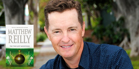 Online FrankTALK with Matthew Reilly tickets