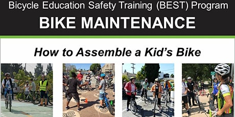 Bike Maintenance: How to Assemble a Kid's Bike - Online Video Class tickets
