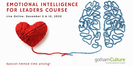 Emotional Intelligence Course for Leaders Tickets