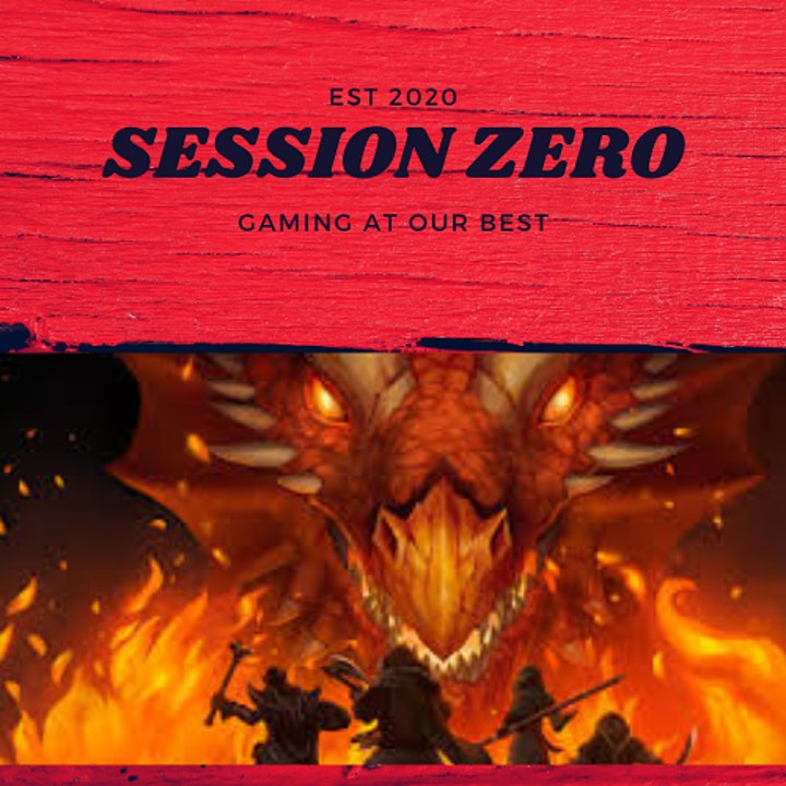 Session Zero (Fall 2020) image