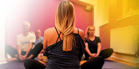 Free Online Lunchtime Yoga tickets