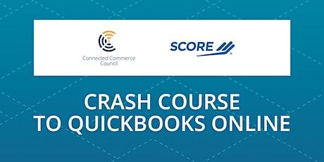 Crash Course: QuickBooks Online tickets