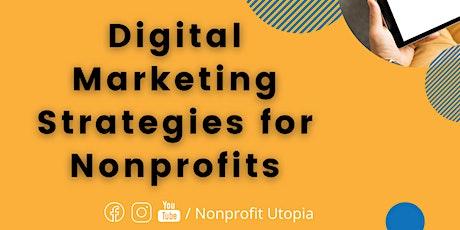 Digital Marketing for Nonprofits tickets