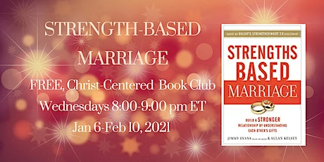 Strengths-Based Marriage Challenge tickets