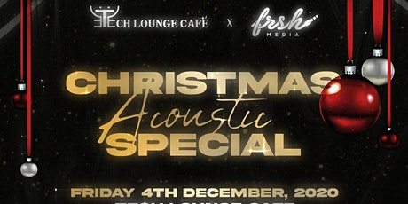 Tech Lounge Cafe x Frsh Media - Christmas Special tickets