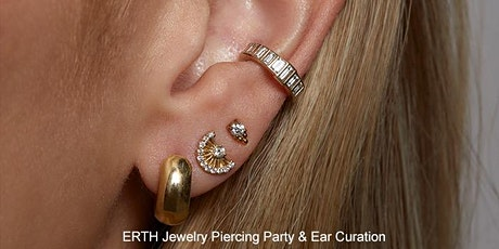 ERTH Jewelry Piercing Party at MAX Denver! tickets