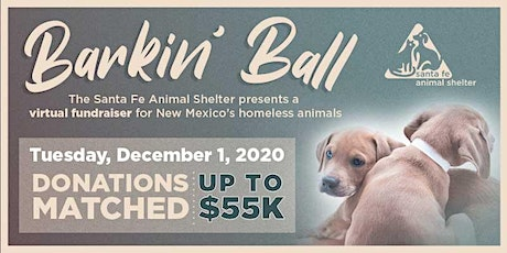 Barkin' Ball, A Benefit for the Santa Fe Animal Shelter and Humane Society tickets