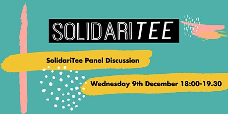 SolidariTee Panel Discussion tickets