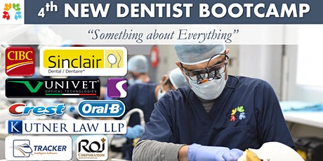 4th New Dentist Boot Camp tickets