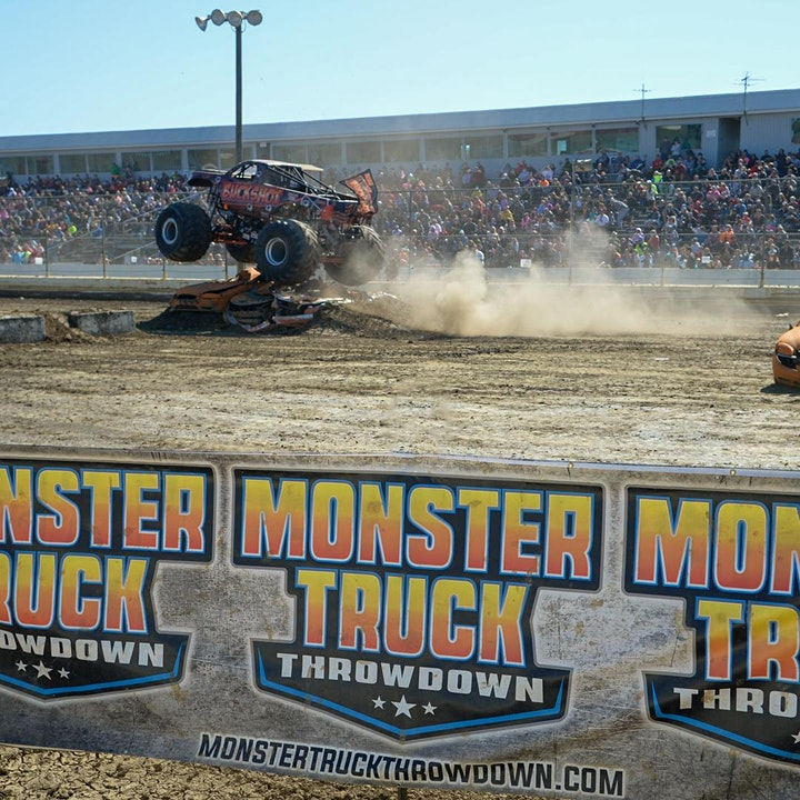 Monster Truck Throwdown - Scarborough, ME - July 16/17, 2021 image
