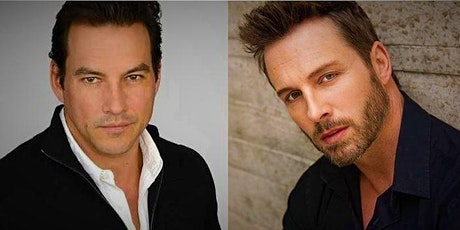 GH & Days Of Our Lives Tyler Christopher &  Eric Martsolf Zoom Fan Event tickets