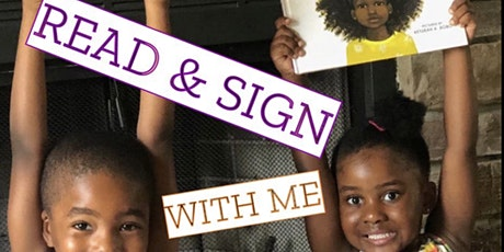 Read and Sign with Me weekly Book Giveaways tickets