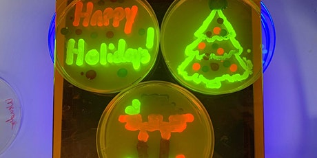 Agar Art - Paint with Bacteria! tickets