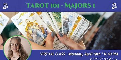 Tarot 101 - Majors I tickets