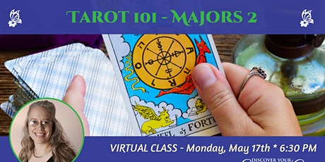 Tarot 101 - Majors II tickets