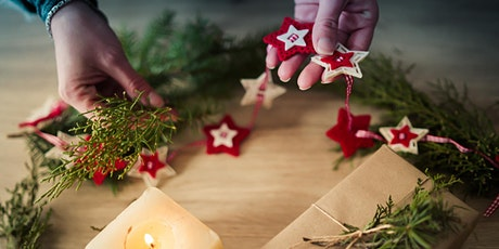 An ADF families event: Christmas crafternoon, Richmond tickets