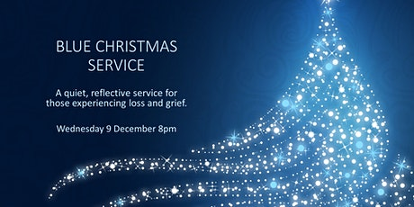 Blue Christmas Service tickets