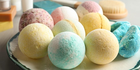 Make your own Bath Bombs and Essential Oil room spray tickets