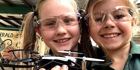 eDiscovery School Holiday Program: Indoor Micro Drones 101 tickets
