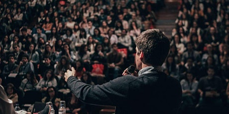 Combatting Fear of Public Speaking tickets