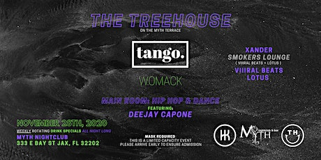 The TreeHouse Presents: Tango at Myth Nightclub | Saturday 11.28.20 tickets