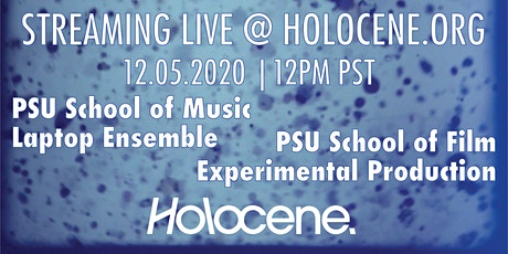 PORTLAND 2020: PSU's Sonic Arts and Music Production's Laptop Ensemble tickets