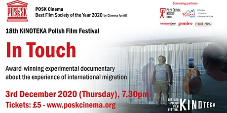 POSK Cinema #17: In Touch - Thu, 3rd Dec, 7.30pm tickets