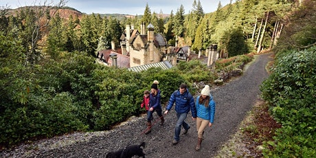 Timed entry to Cragside (23 Nov - 29 Nov) tickets