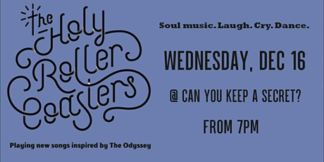 The Holy Roller Coasters Funk & Soul tickets