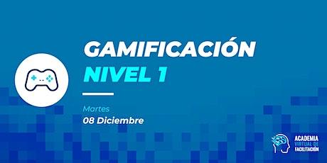 Gamificación: Nivel 1 entradas