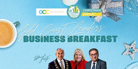 Gold Coast Community Fund Christmas Breakfast 2020 tickets