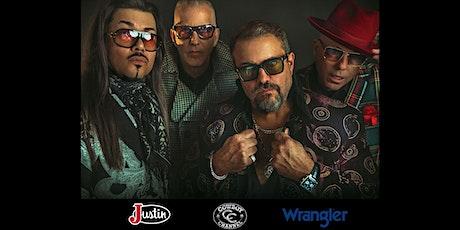 National Finals Rodeo Concert: The Mavericks 12/5 tickets