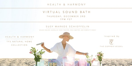 Elevate Your Health & Harmony at SOCO [with Crystal Sound Bath Meditation]! tickets