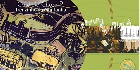 Brazilian Roda de Choro  album launch tickets