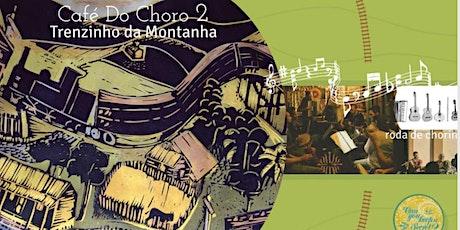Brazilian Roda de Choro  album launch tickets