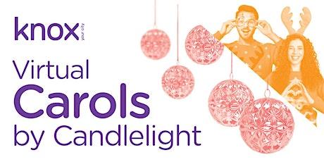 Knox Virtual Carols by Candlelight tickets