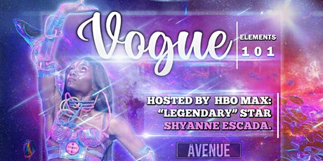 Vogue Elements 101: Hosted by Shyanne Escada