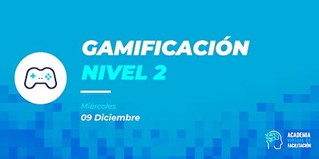 Gamificación: Nivel 2 entradas