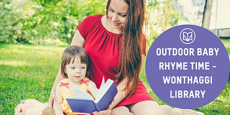 Wonthaggi Library Baby Rhyme Time at the Guide Park tickets