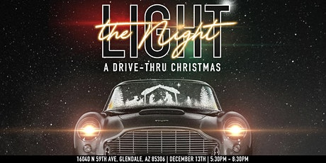 Light the Night - A Drive Through Christmas tickets